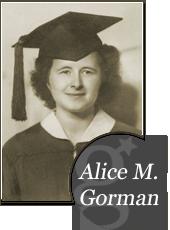 Alice M. Gorman